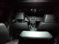 Picture of 2013 Volkswagen Golf R 4 Door w/ Sunroof and Nav, interior, gallery_worthy