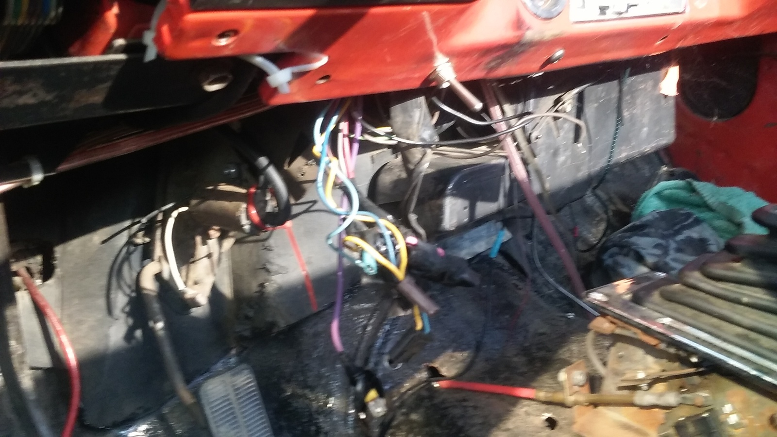 chevrolet c  k 10 questions complete ignition system