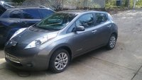 Picture of 2014 Nissan Leaf S, exterior, gallery_worthy
