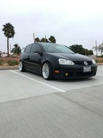 Picture of 2009 Volkswagen Rabbit 2-door, exterior, gallery_worthy