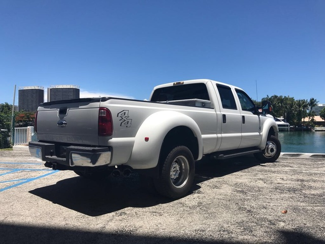 Picture of 2013 Ford F-450 Super Duty XLT Crew Cab 8ft Bed DRW 4WD