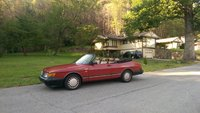 Picture of 1990 Saab 900 2 Dr Turbo Convertible, exterior, gallery_worthy