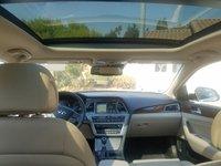 Picture of 2017 Hyundai Sonata Hybrid Limited FWD, interior, gallery_worthy