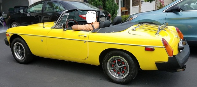 Picture of 1980 MG MGB, exterior, gallery_worthy