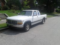 Picture of 1996 Dodge Dakota 2 Dr STD Standard Cab LB, exterior, gallery_worthy