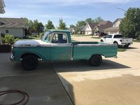 1964 Ford F-100 Picture Gallery
