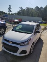 Picture of 2016 Chevrolet Spark LS, exterior