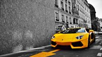 Picture of 2015 Lamborghini Aventador LP 700-4 Roadster, exterior, gallery_worthy