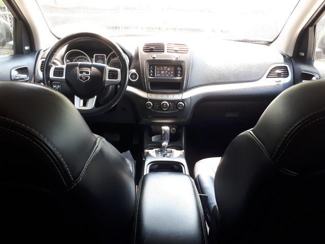 Picture Of 2011 Dodge Journey R/T, Interior, Gallery_worthy