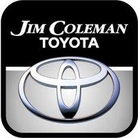 Jim Coleman Toyota logo