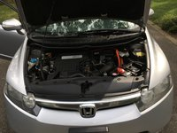 Picture of 2007 Honda Civic Hybrid FWD, engine, gallery_worthy