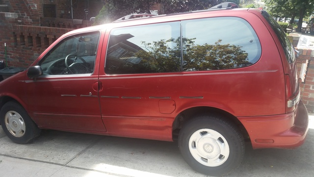 Picture of 1997 Mercury Villager 3 Dr LS Passenger Van