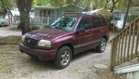Picture of 2003 Suzuki Vitara 4-Door 4WD, exterior, gallery_worthy
