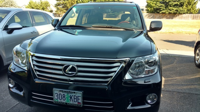 Picture of 2010 Lexus LX 570 4WD