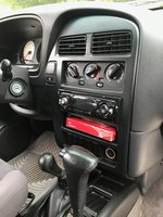 Picture of 1999 Nissan Pathfinder 4 Dr SE Limited 4WD SUV (1999.5), interior