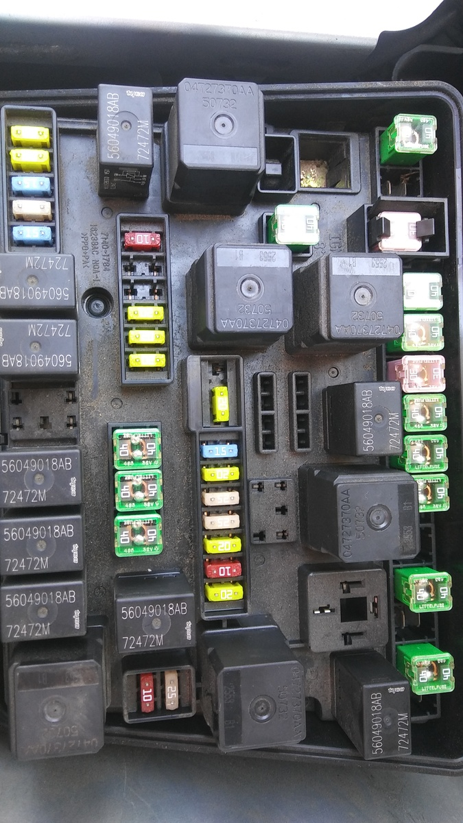 checking fuses to see if any were blown. Yellow 20 moved to module 36 in  error but back in correct spot. Engine light came on