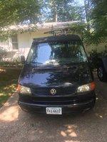 Picture of 2002 Volkswagen EuroVan 3 Dr MV Passenger Van, exterior
