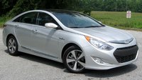 Picture of 2014 Hyundai Sonata Hybrid Limited, exterior, gallery_worthy