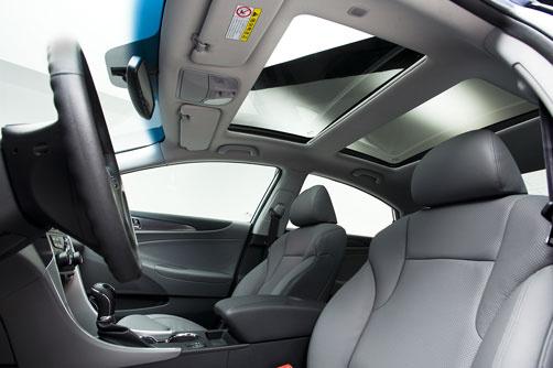 Picture Of 2014 Hyundai Sonata Hybrid Limited FWD, Interior, Gallery_worthy