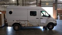 Picture of 2006 Dodge Sprinter Cargo 2500 High Roof 140 WB 3dr Ext Van, exterior, gallery_worthy