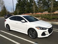 Picture of 2017 Hyundai Elantra Sport Sedan FWD, exterior, gallery_worthy
