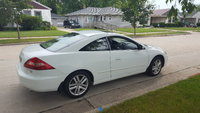 Picture of 2003 Honda Accord Coupe EX V6 w/ Nav, exterior, gallery_worthy