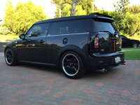 Picture of 2012 MINI Cooper Clubman John Cooper Works, exterior, gallery_worthy