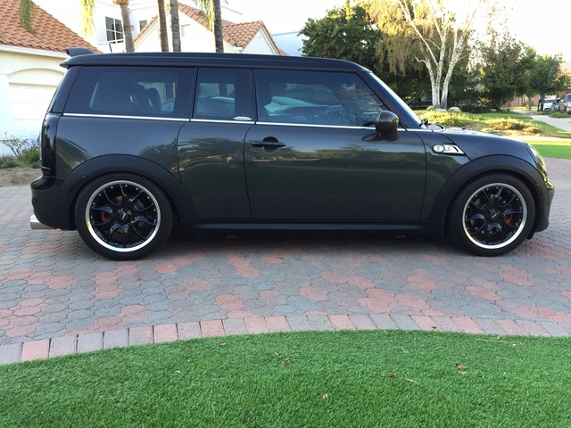 Picture of 2012 MINI Cooper Clubman John Cooper Works