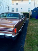 1976 Lincoln Continental Picture Gallery