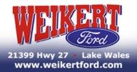 Weikert Ford Inc. logo