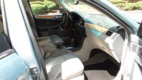 Picture of 2008 Chrysler Pacifica Limited AWD, interior, gallery_worthy