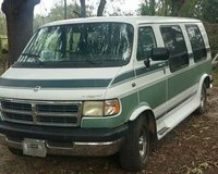 1995 Dodge RAM Van Overview