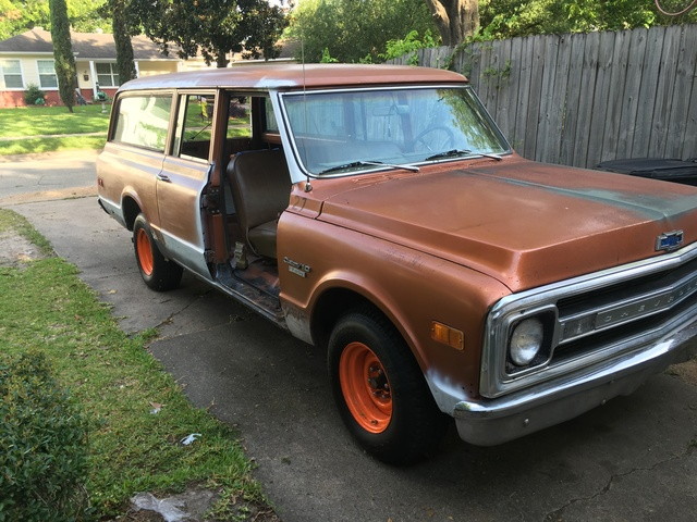 Picture of 1970 Chevrolet Suburban, gallery_worthy