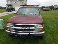 Picture of 1994 Chevrolet C/K 3500 Cheyenne Extended Cab LB 4WD, exterior, gallery_worthy