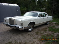 1977 Lincoln Continental Picture Gallery