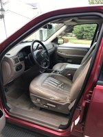 Picture of 2004 Mercury Mountaineer 4 Dr STD AWD SUV, interior, gallery_worthy