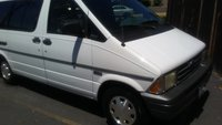 Picture of 1996 Ford Aerostar 3 Dr XLT AWD Passenger Van Extended, exterior, gallery_worthy