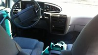 Picture of 1996 Ford Aerostar 3 Dr XLT AWD Passenger Van Extended, interior, gallery_worthy