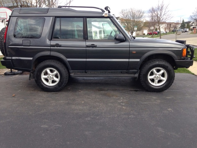 Picture of 2001 Land Rover Discovery