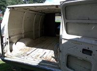 Picture of 1990 Ford E-Series E-250 3 Dr STD Econoline Cargo Van, interior, gallery_worthy