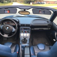 Picture of 2000 BMW Z3 M Convertible, interior, gallery_worthy