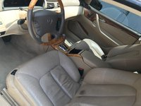 Picture of 2002 Mercedes-Benz CL-Class CL 55 AMG, interior, gallery_worthy