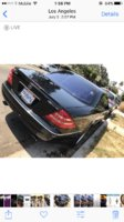 Picture of 2002 Mercedes-Benz CL-Class CL 55 AMG, exterior, gallery_worthy