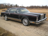 Picture of 1982 Lincoln Continental FWD, exterior, gallery_worthy