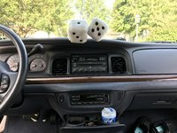 Picture of 2001 Ford Crown Victoria LX, interior, gallery_worthy