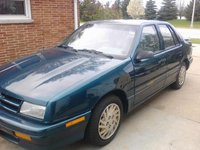 Picture of 1994 Dodge Shadow 4 Dr ES Hatchback, exterior, gallery_worthy
