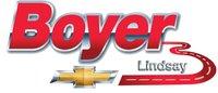 Boyer Chevrolet Lindsay logo
