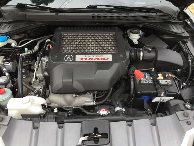 Picture of 2009 Acura RDX SH-AWD, engine, gallery_worthy