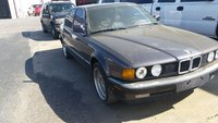 1988 BMW 7 Series Picture Gallery