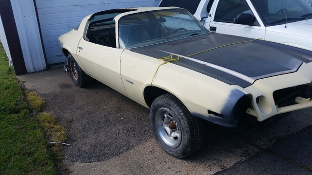 Picture of 1975 Chevrolet Camaro